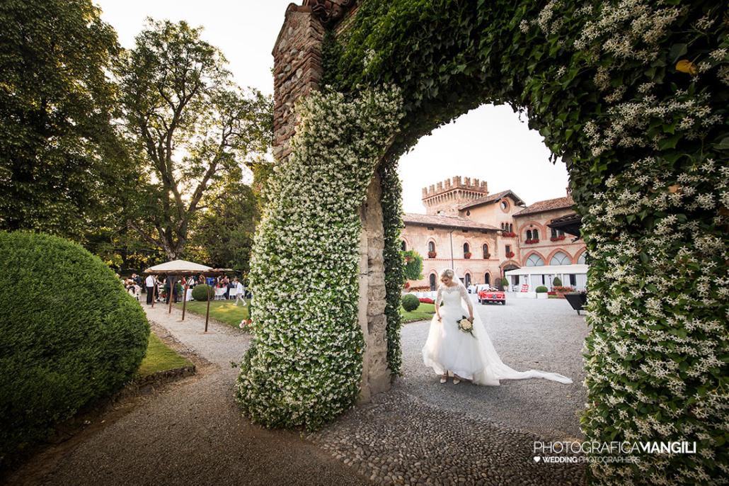 038 Foto Matrimonio Castello di Marne Bergamo