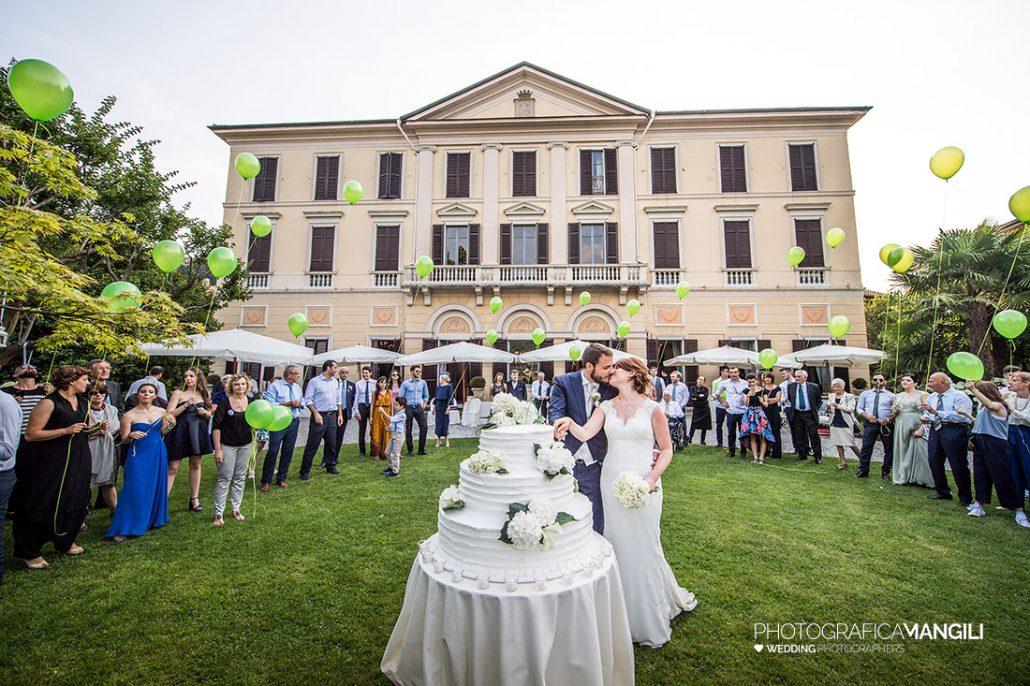 b0714a031190 Matrimonio in Villa Parravicini Revel
