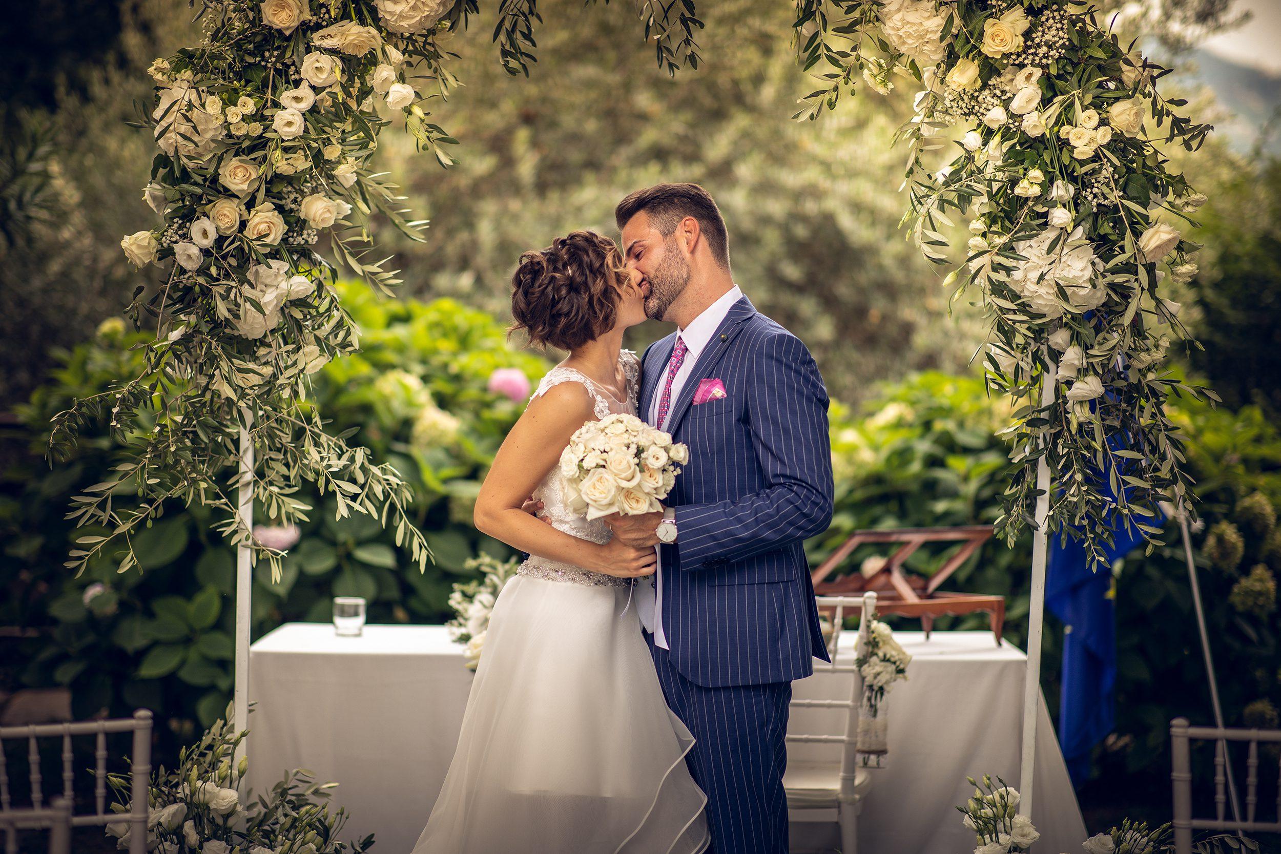 Foto matrimonio castello di rossino location matrimoni lecco sara e manuel photografica mangili