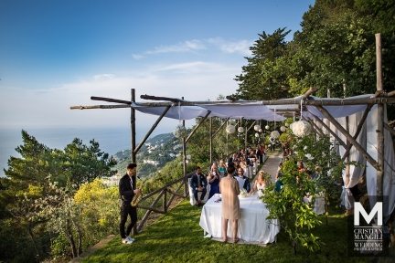 050 civil wedding in nature seaside italy amalfi coast naples italian wedding photographer