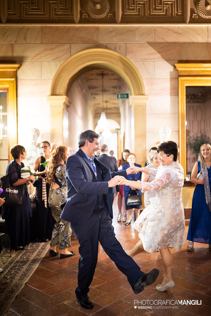 Matrimonio in Villa Caroli Zanchi, Martina e Alessandro