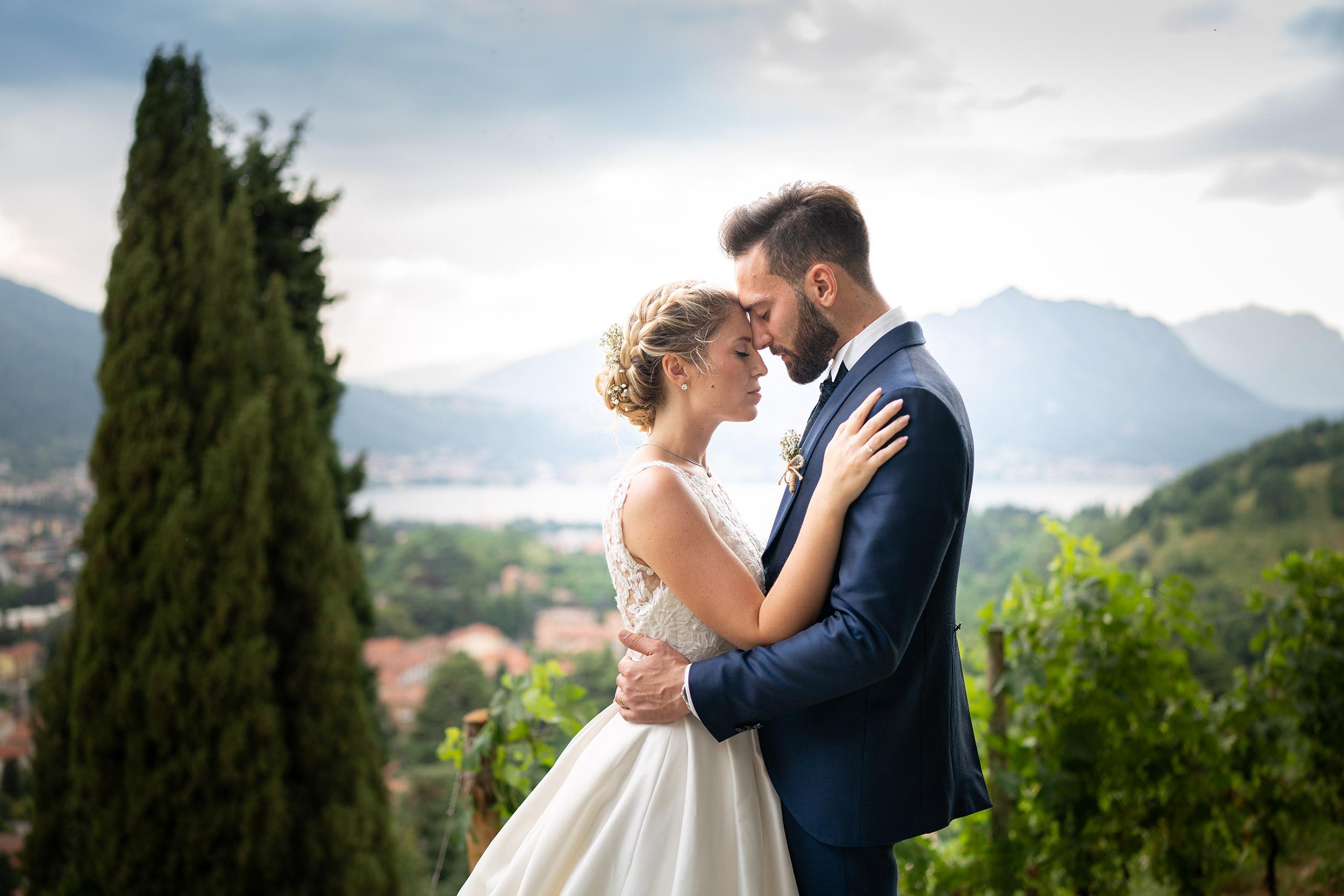 033 fotografo matrimonio reportage wedding sposi ritratto castello rossino calolziocorte lecco lago como 1