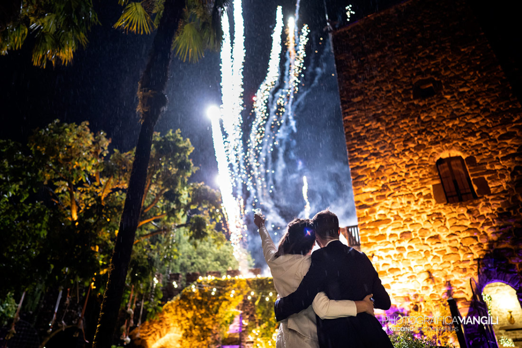 073 reportage sposi foto matrimonio fuochi artificio wedding castello rossino lecco