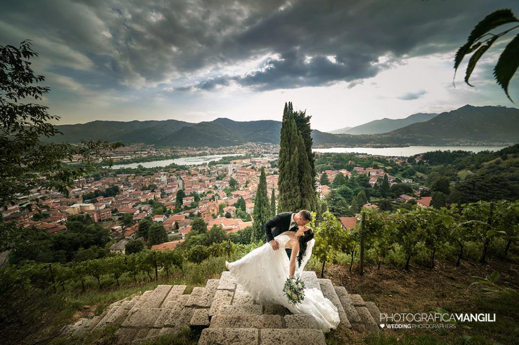000 reportage wedding sposi foto matrimonio castello rossino lecco vista lago como