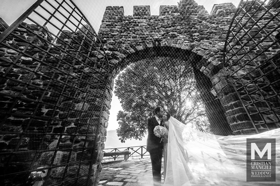 049 reportage wedding sposi foto matrimonio castello rossino lecco vista lago como