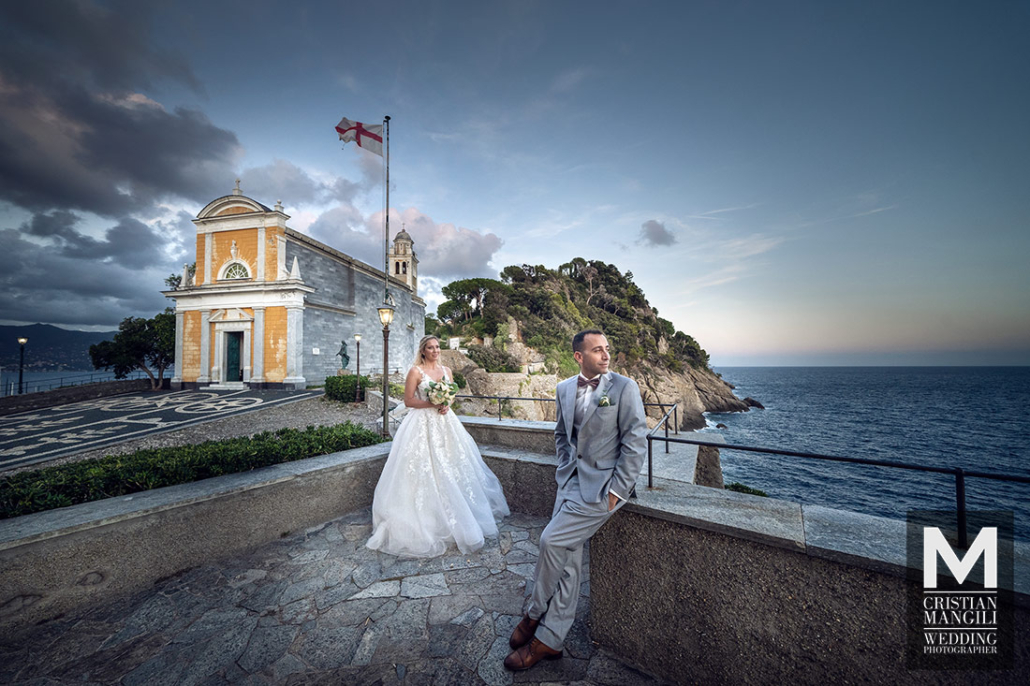 079 reportage italian photographer romantic wedding portofino genova italy