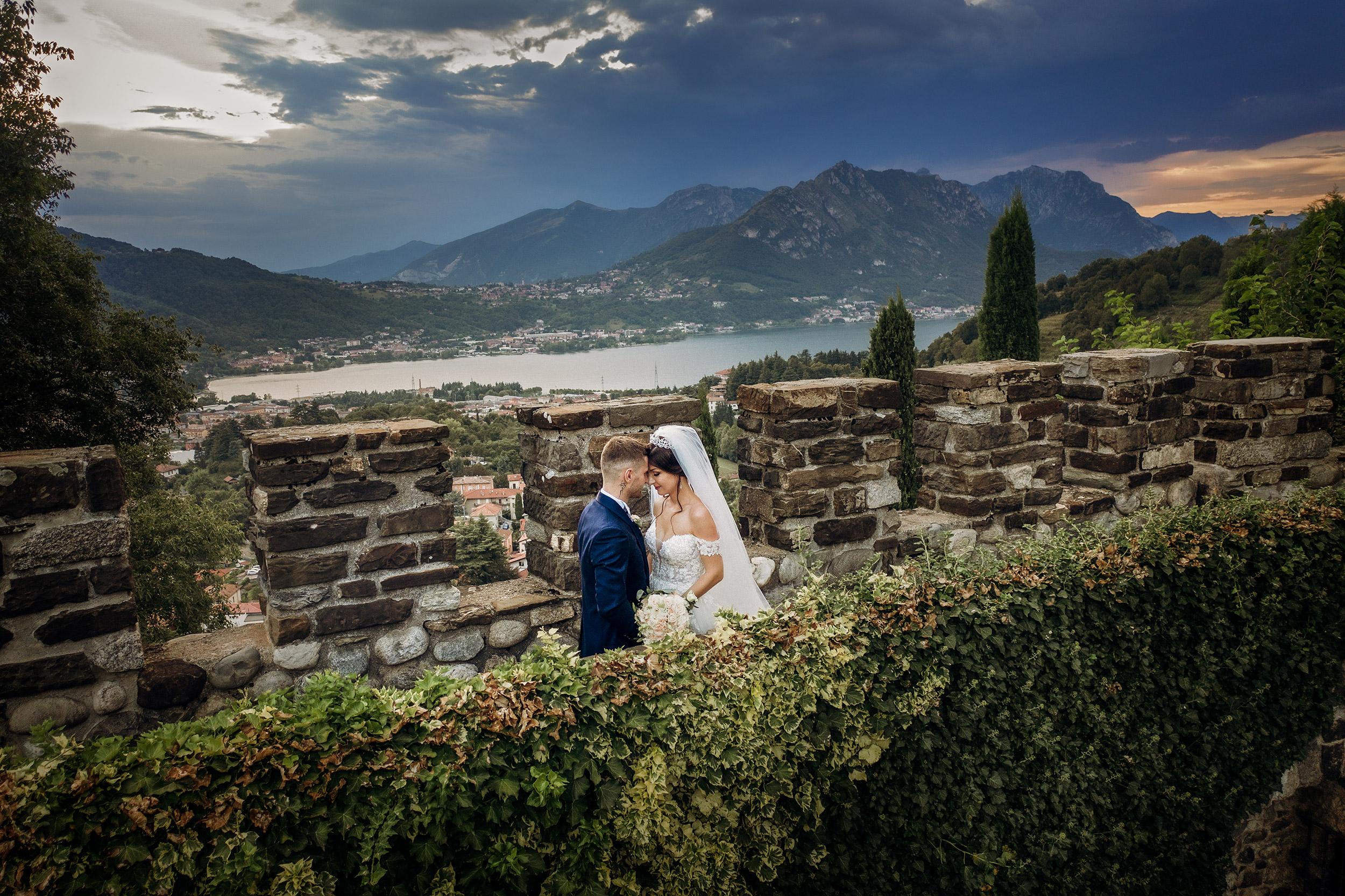 001 fotografo matrimonio lecco castello rossino 6