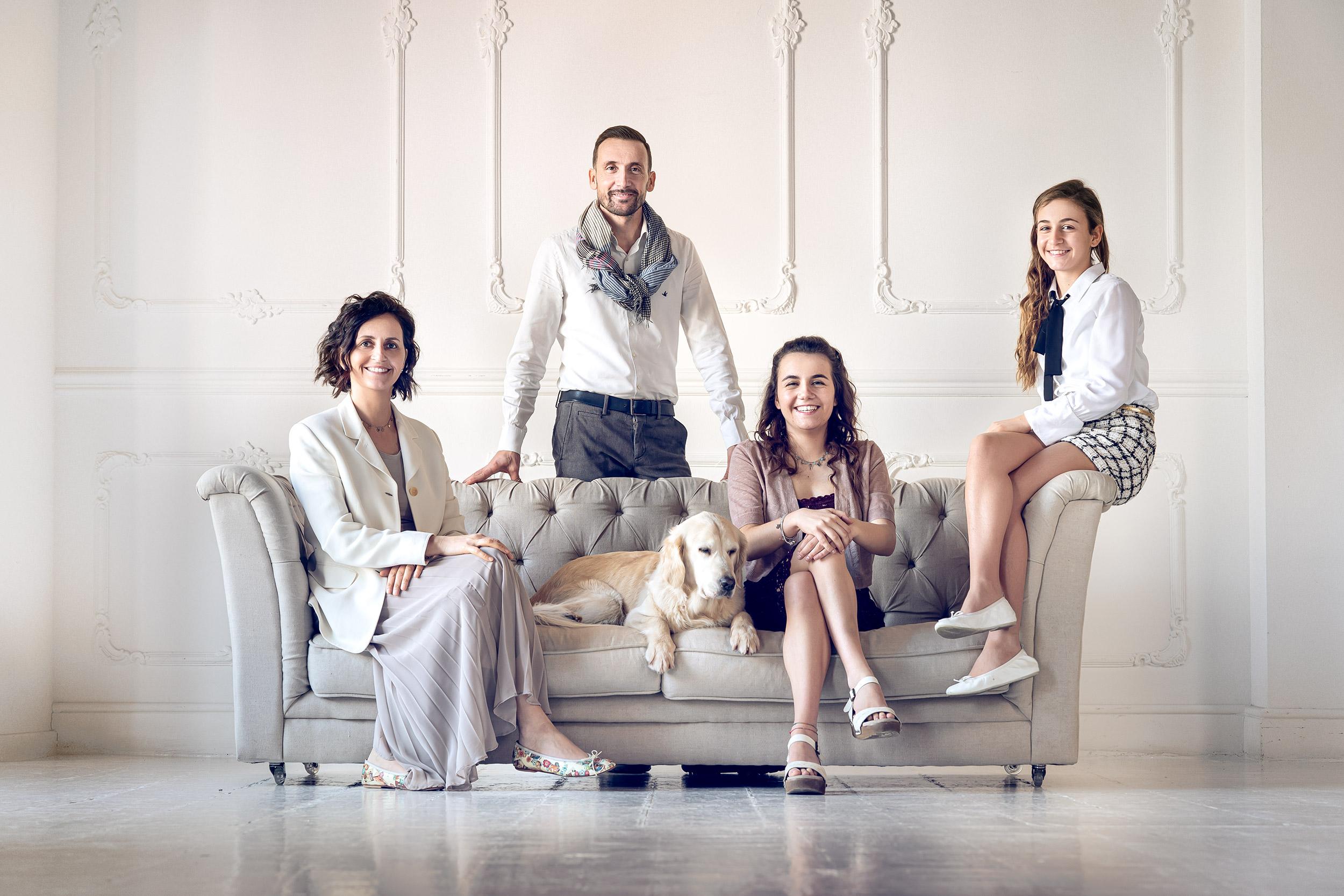 fotografi lecco ritratti studio family