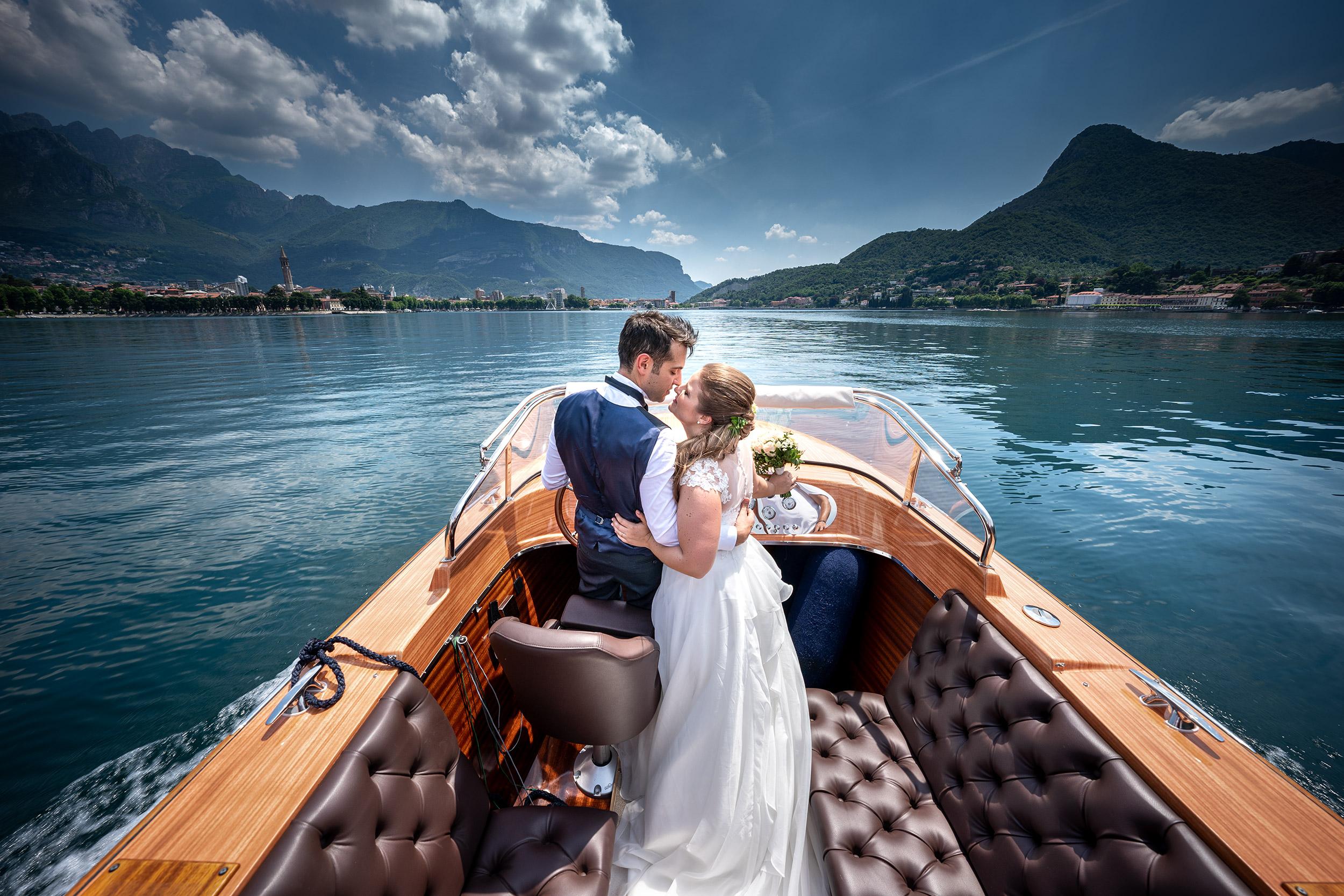 000 fotografo matrimonio reportage wedding sposi barca villa giulia valmadrera lago como lecco 1
