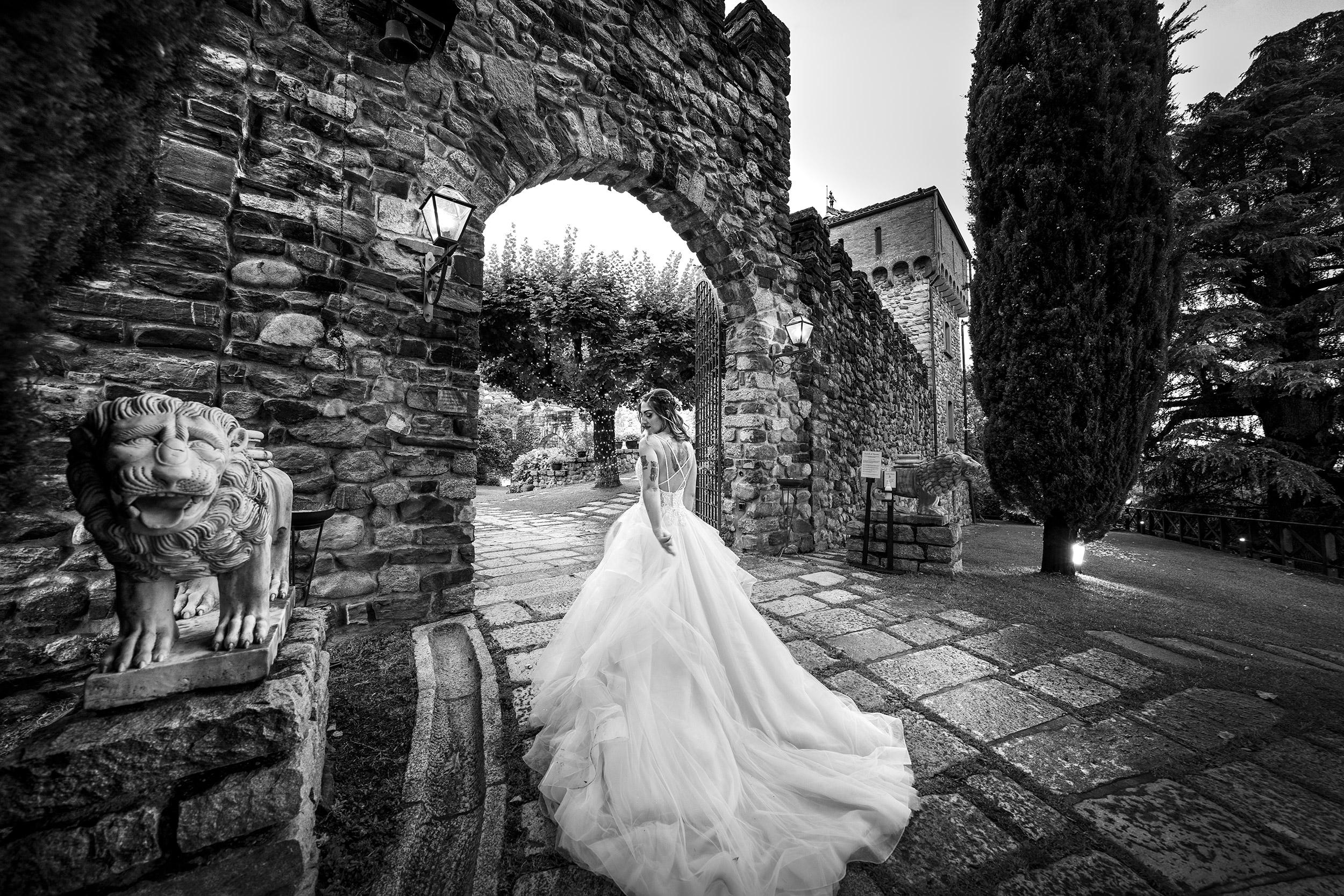 000 reportage foto matrimonio wedding ritratto sposa castello rossino calolziocorte lago como lecco copia 1