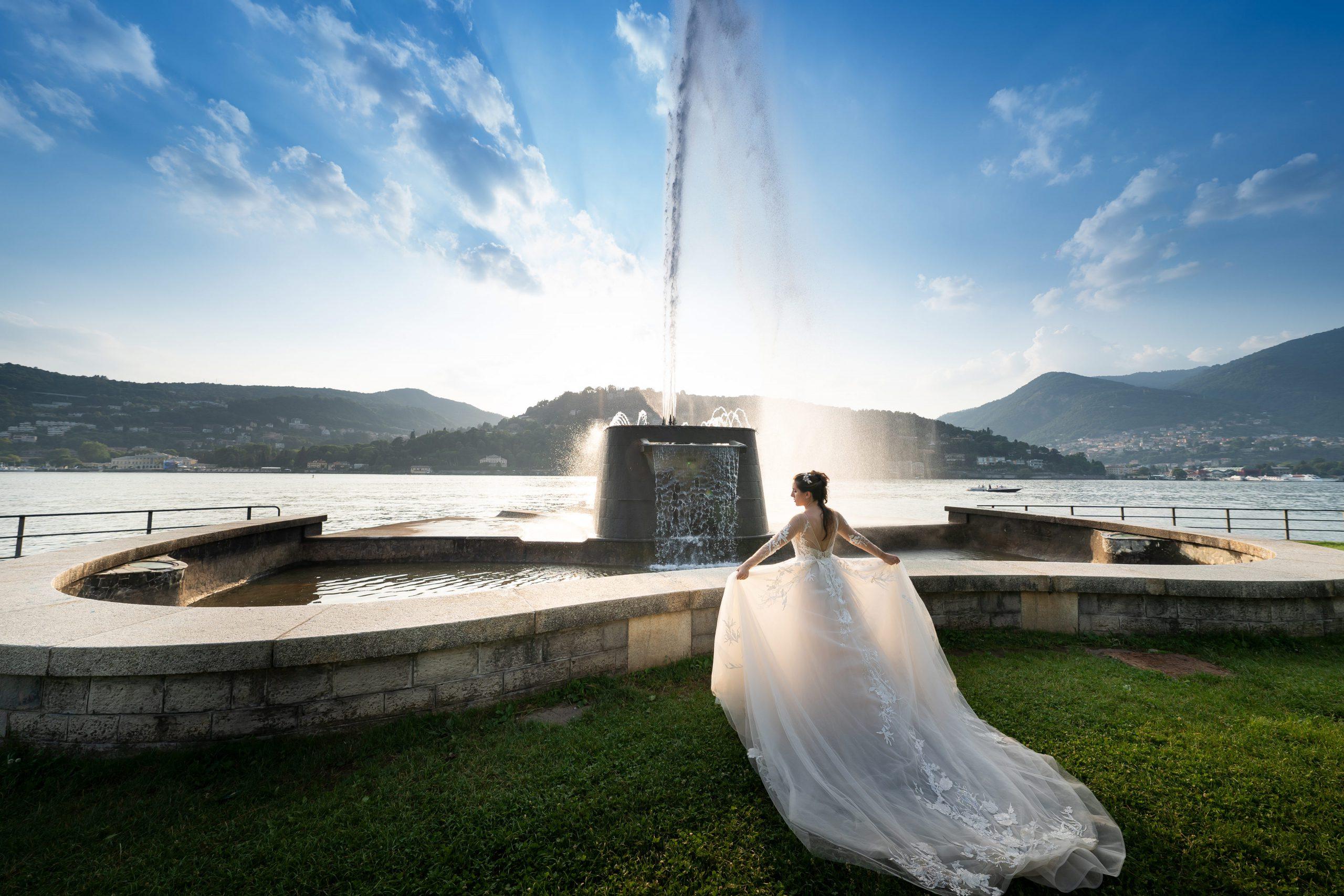 045 fotografo matrimonio reportage wedding sposi ritratti lago fontana villa geno como 2